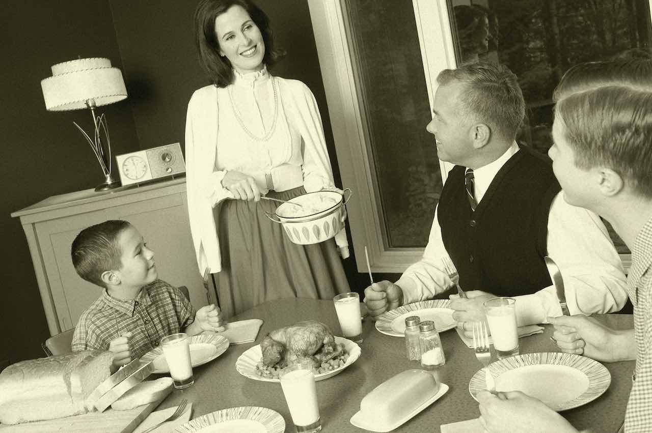 bindingsangst traditioneel gezin