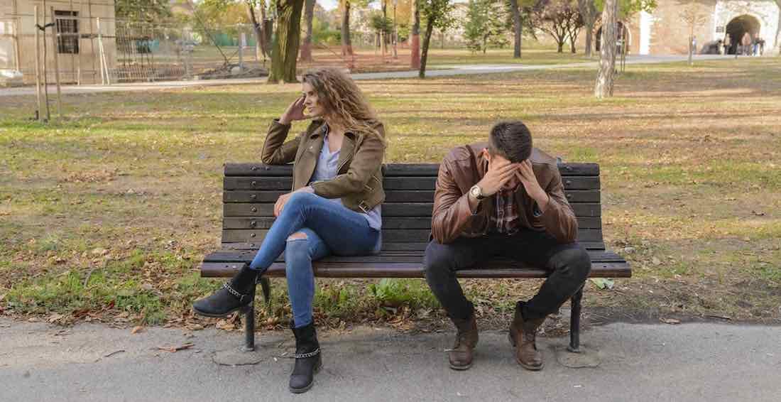 relatieproblemen oplossen met vertrouwen